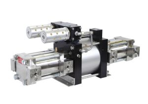 gas boosters, 8DLE6 Air Driven Gas Booster
