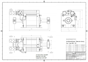 High Pressure Pumps, GPD-60 – High Pressure Pumps