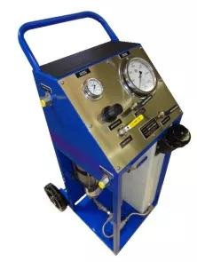 High Pressure Systems - Air, Gas, Liquid - High Pressure